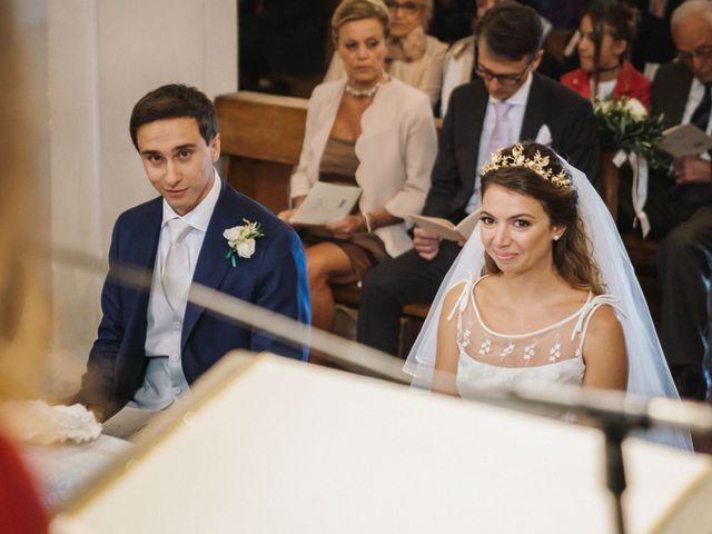 Il matrimonio di Lapo e Claudia a San Casciano in Val di Pesa, Firenze 35