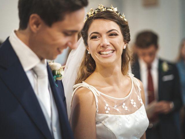 Il matrimonio di Lapo e Claudia a San Casciano in Val di Pesa, Firenze 37