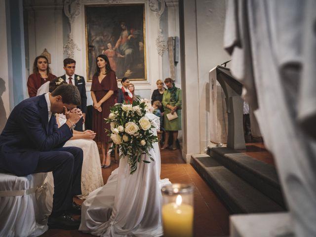 Il matrimonio di Lapo e Claudia a San Casciano in Val di Pesa, Firenze 38