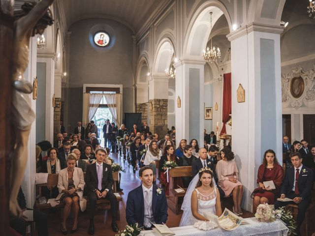 Il matrimonio di Lapo e Claudia a San Casciano in Val di Pesa, Firenze 39