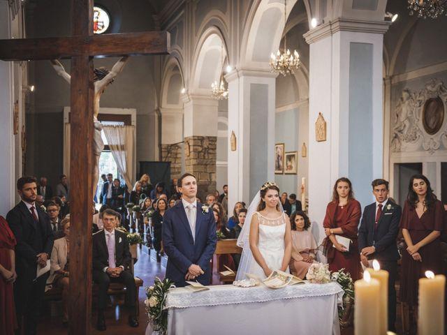 Il matrimonio di Lapo e Claudia a San Casciano in Val di Pesa, Firenze 40