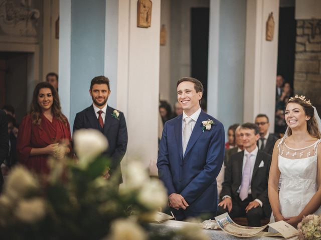 Il matrimonio di Lapo e Claudia a San Casciano in Val di Pesa, Firenze 41