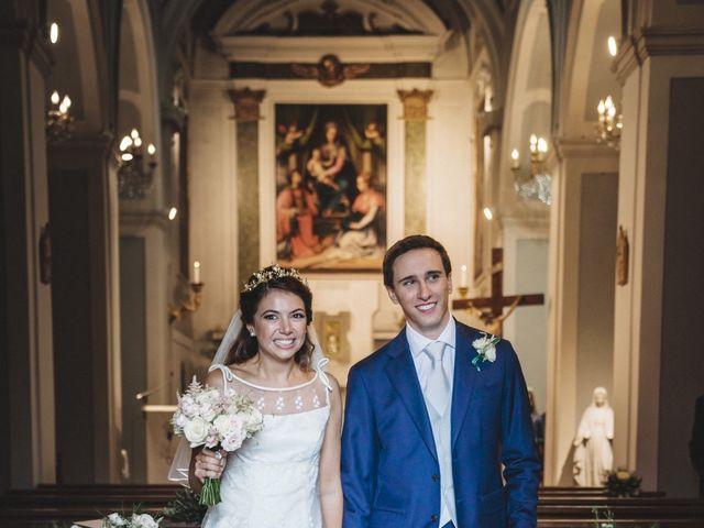Il matrimonio di Lapo e Claudia a San Casciano in Val di Pesa, Firenze 43