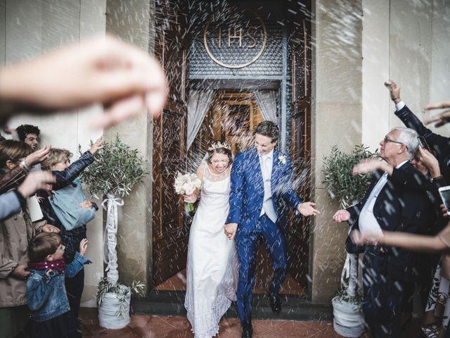 Il matrimonio di Lapo e Claudia a San Casciano in Val di Pesa, Firenze 44