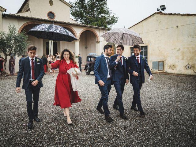 Il matrimonio di Lapo e Claudia a San Casciano in Val di Pesa, Firenze 49