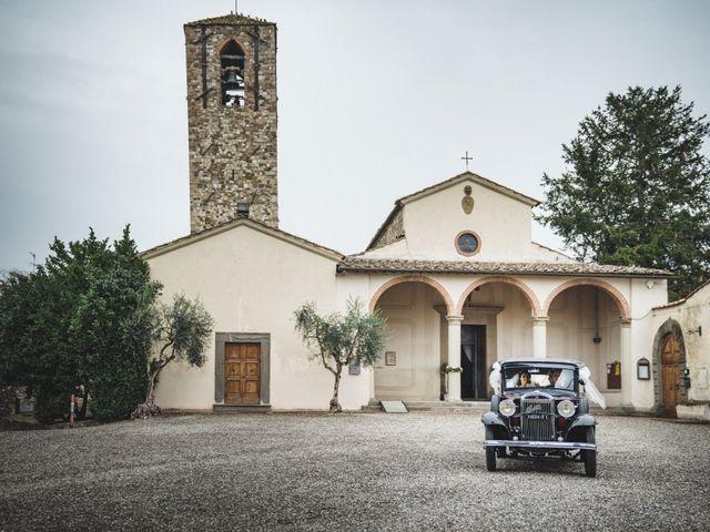 Il matrimonio di Lapo e Claudia a San Casciano in Val di Pesa, Firenze 54