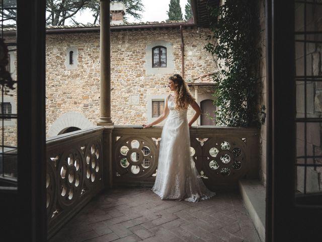 Il matrimonio di Lapo e Claudia a San Casciano in Val di Pesa, Firenze 62