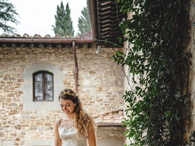 Il matrimonio di Lapo e Claudia a San Casciano in Val di Pesa, Firenze 63