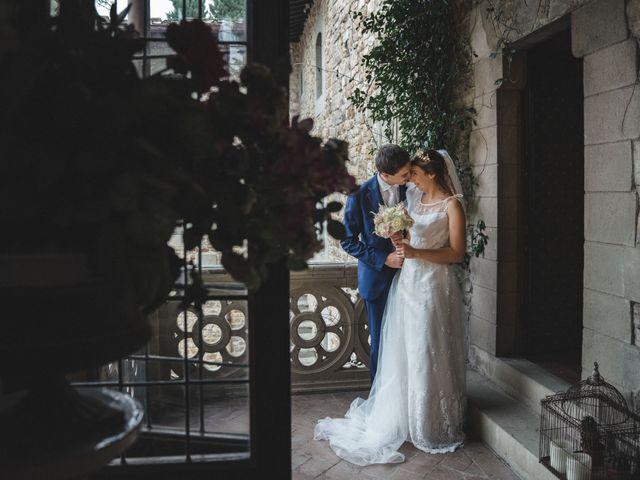 Il matrimonio di Lapo e Claudia a San Casciano in Val di Pesa, Firenze 67