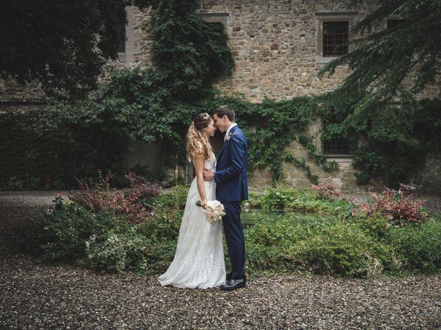 Il matrimonio di Lapo e Claudia a San Casciano in Val di Pesa, Firenze 71