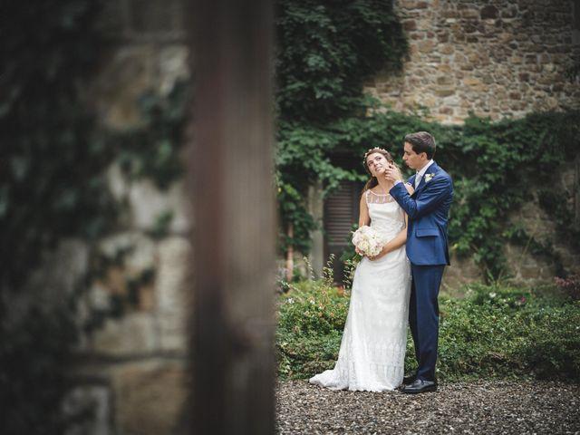 Il matrimonio di Lapo e Claudia a San Casciano in Val di Pesa, Firenze 72