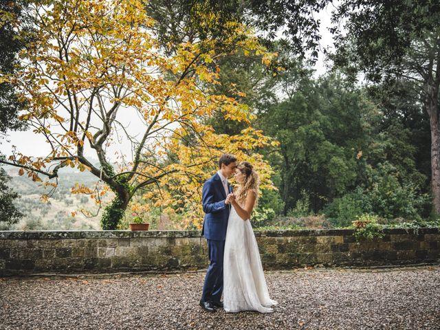 Il matrimonio di Lapo e Claudia a San Casciano in Val di Pesa, Firenze 74
