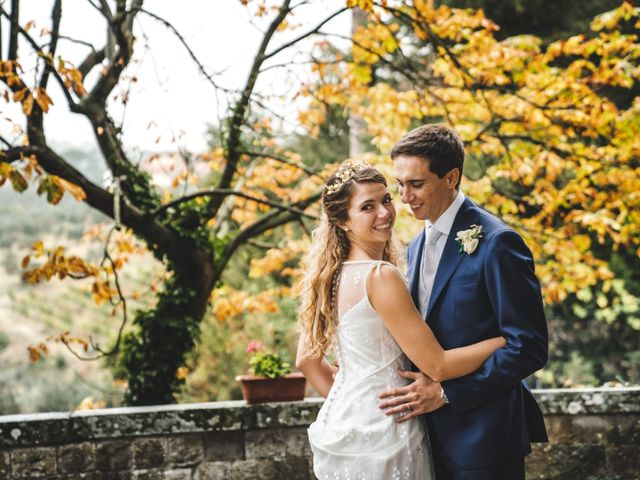 Il matrimonio di Lapo e Claudia a San Casciano in Val di Pesa, Firenze 75