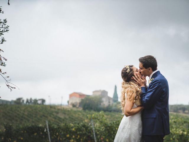 Il matrimonio di Lapo e Claudia a San Casciano in Val di Pesa, Firenze 77