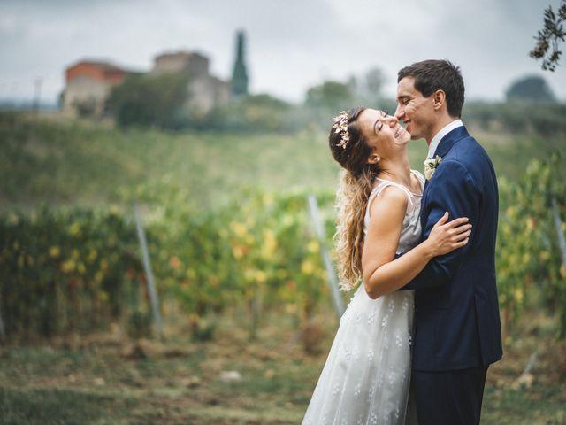 Il matrimonio di Lapo e Claudia a San Casciano in Val di Pesa, Firenze 78