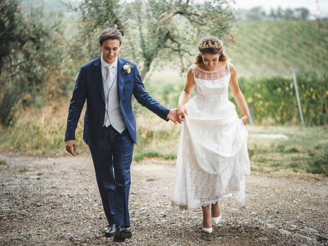 Il matrimonio di Lapo e Claudia a San Casciano in Val di Pesa, Firenze 79