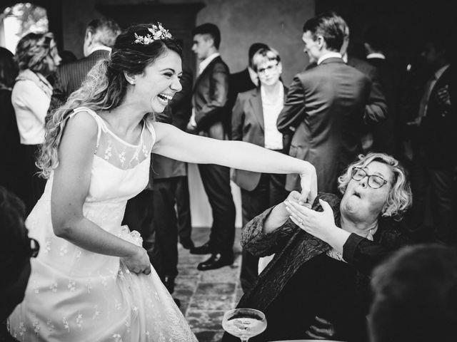 Il matrimonio di Lapo e Claudia a San Casciano in Val di Pesa, Firenze 1