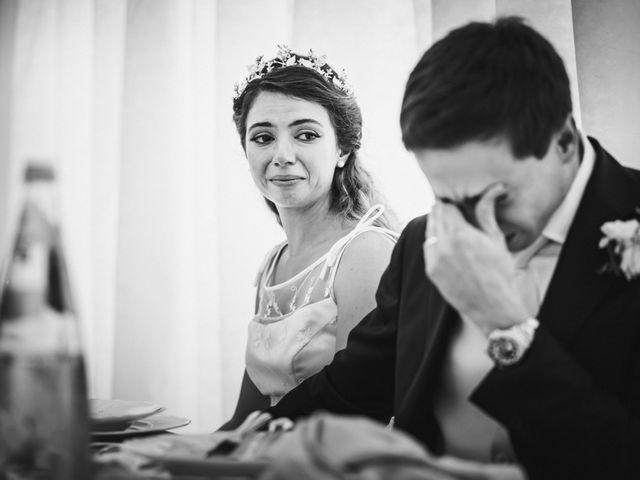Il matrimonio di Lapo e Claudia a San Casciano in Val di Pesa, Firenze 2
