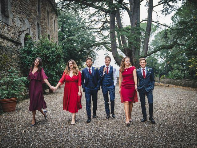 Il matrimonio di Lapo e Claudia a San Casciano in Val di Pesa, Firenze 102