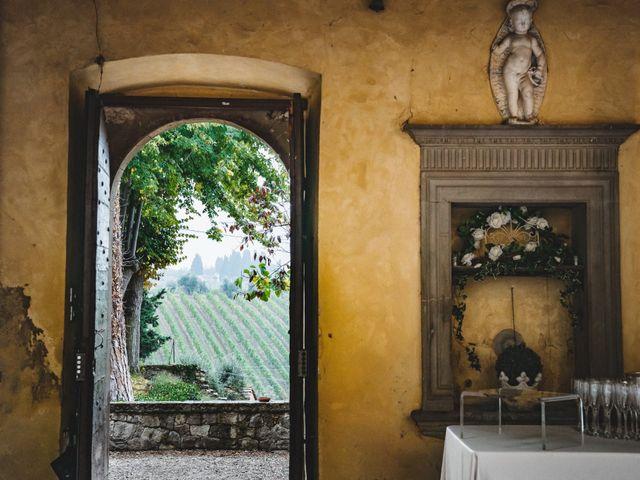 Il matrimonio di Lapo e Claudia a San Casciano in Val di Pesa, Firenze 104