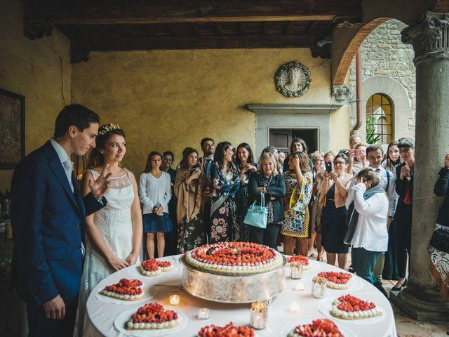 Il matrimonio di Lapo e Claudia a San Casciano in Val di Pesa, Firenze 107