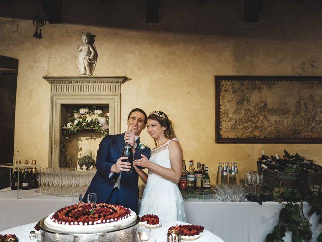 Il matrimonio di Lapo e Claudia a San Casciano in Val di Pesa, Firenze 111