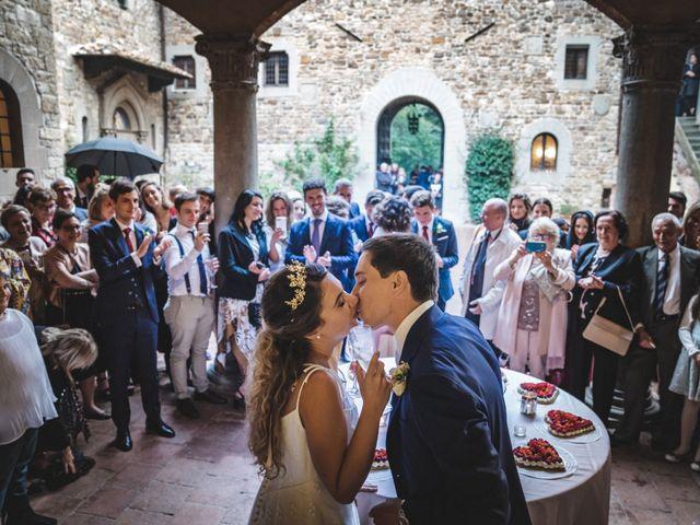 Il matrimonio di Lapo e Claudia a San Casciano in Val di Pesa, Firenze 112