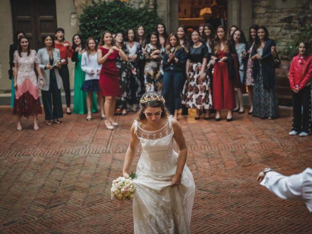 Il matrimonio di Lapo e Claudia a San Casciano in Val di Pesa, Firenze 114