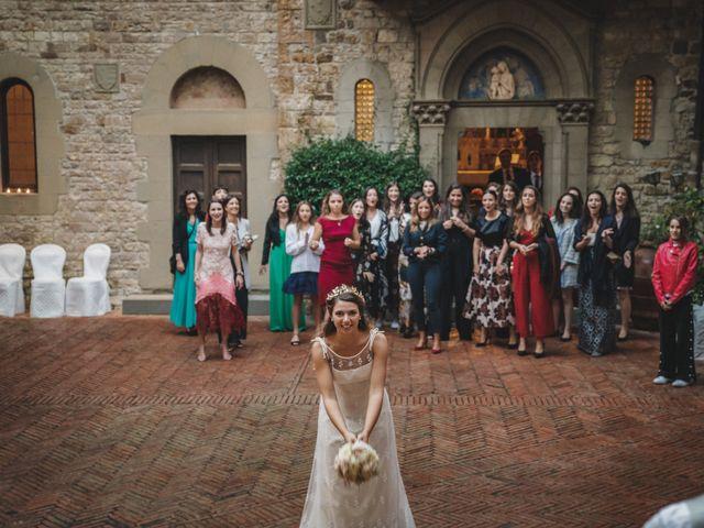 Il matrimonio di Lapo e Claudia a San Casciano in Val di Pesa, Firenze 115