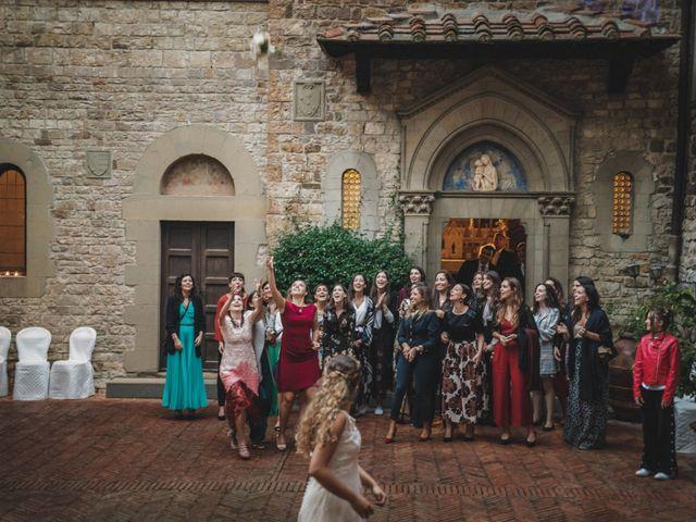 Il matrimonio di Lapo e Claudia a San Casciano in Val di Pesa, Firenze 116