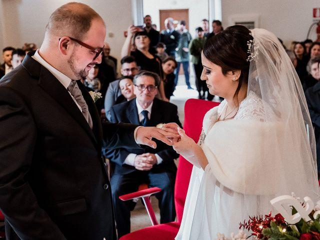 Il matrimonio di Tommaso e Alessia a Taviano, Lecce 28