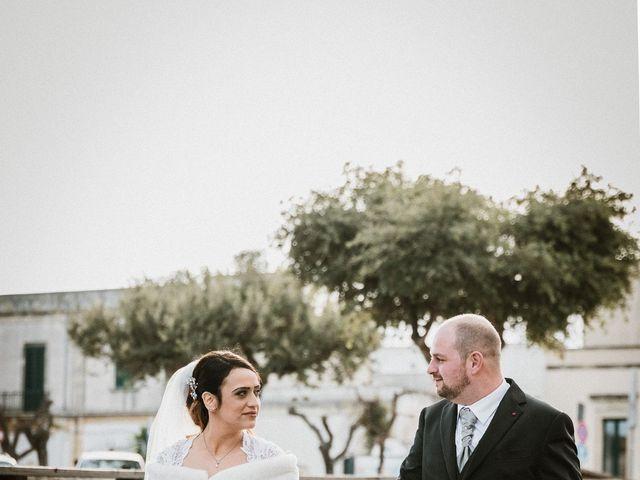 Il matrimonio di Tommaso e Alessia a Taviano, Lecce 32