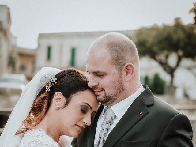 Il matrimonio di Tommaso e Alessia a Taviano, Lecce 33