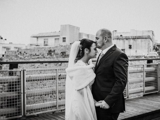 Il matrimonio di Tommaso e Alessia a Taviano, Lecce 35