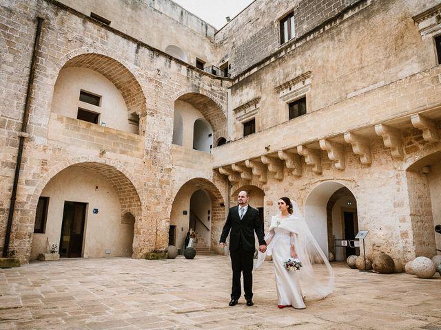 Il matrimonio di Tommaso e Alessia a Taviano, Lecce 38
