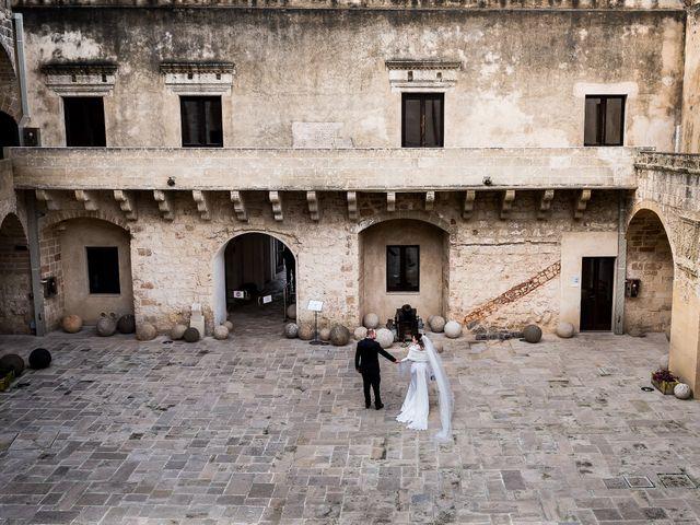 Il matrimonio di Tommaso e Alessia a Taviano, Lecce 40
