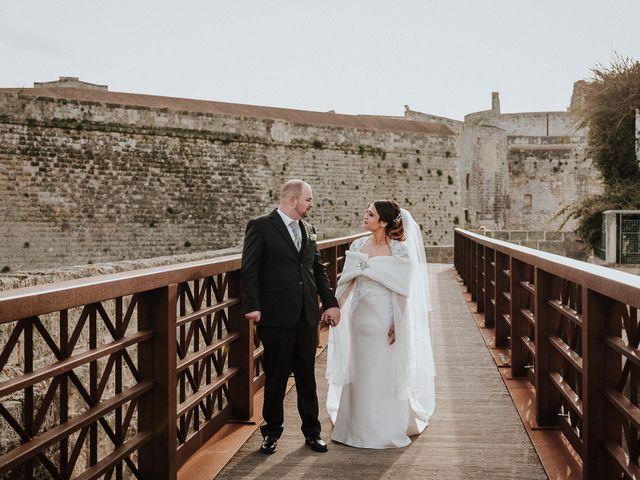Il matrimonio di Tommaso e Alessia a Taviano, Lecce 42