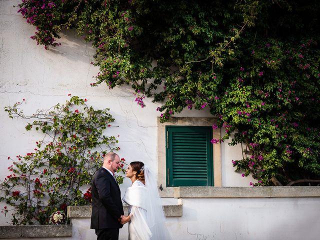 Il matrimonio di Tommaso e Alessia a Taviano, Lecce 43