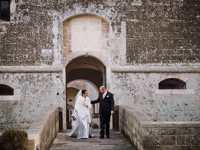 Il matrimonio di Tommaso e Alessia a Taviano, Lecce 44