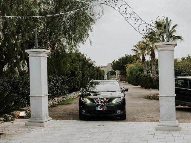 Il matrimonio di Tommaso e Alessia a Taviano, Lecce 48