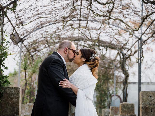 Il matrimonio di Tommaso e Alessia a Taviano, Lecce 50