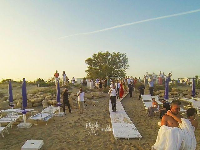 Il matrimonio di Gianluigi e Sabrina a Grottaglie, Taranto 25
