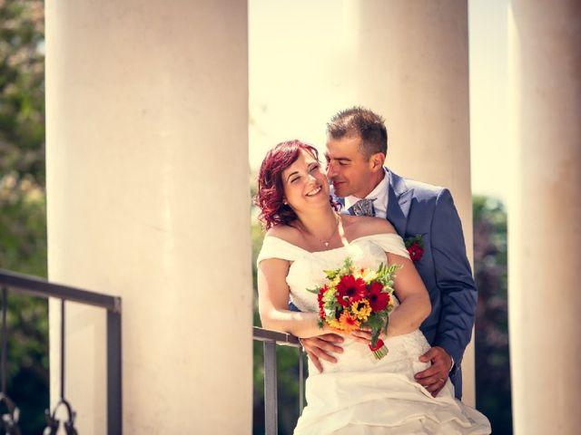 Il matrimonio di Simone e Linda a Costa di Rovigo, Rovigo 1