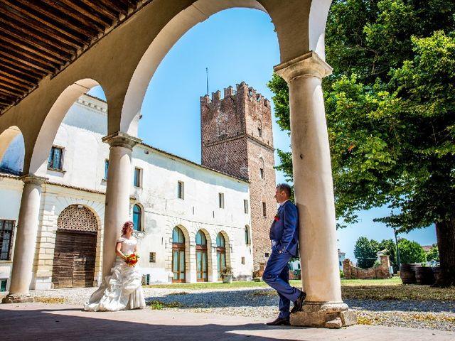 Il matrimonio di Simone e Linda a Costa di Rovigo, Rovigo 4