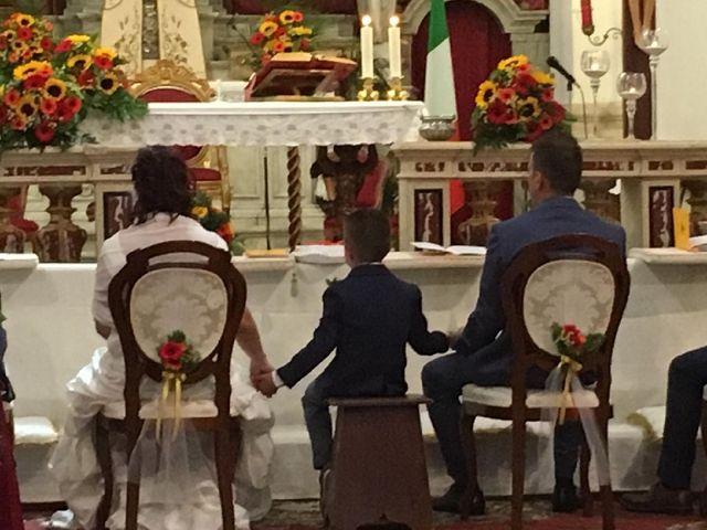 Il matrimonio di Simone e Linda a Costa di Rovigo, Rovigo 6