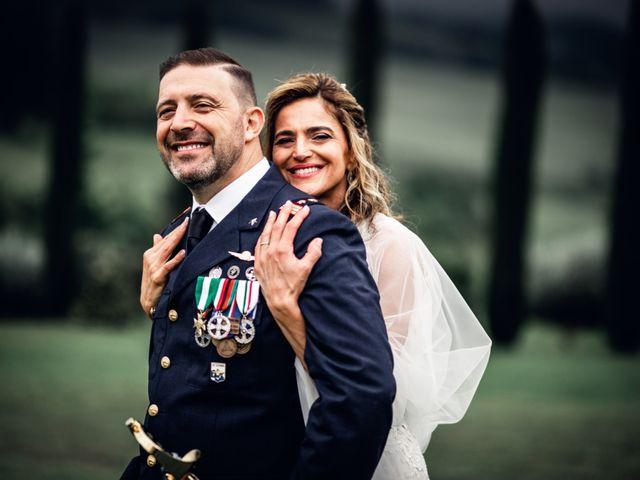 Le nozze di Cristina e Antonio