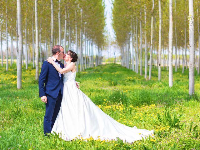 Il matrimonio di Davide e Giulia a Robecco sul Naviglio, Milano 2