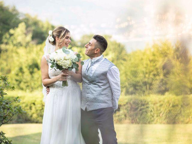 Il matrimonio di Andrea e Valeria a Iseo, Brescia 1