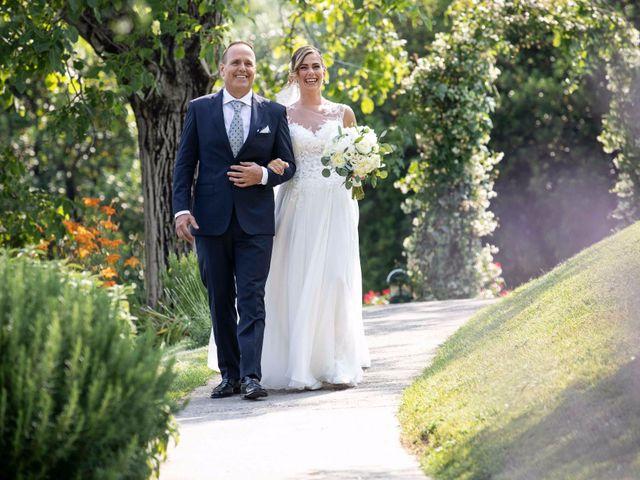 Il matrimonio di Andrea e Valeria a Iseo, Brescia 5