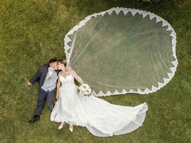 Il matrimonio di Andrea e Valeria a Iseo, Brescia 8